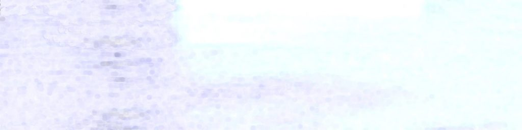 image of blue river
